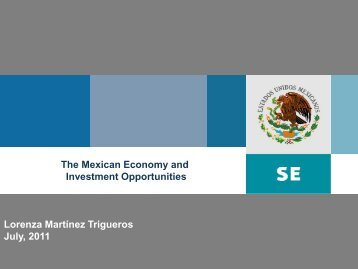 Annual growth rate - Office of Mexico – Japan Economic Partnership ...