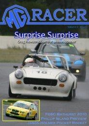 Issue 9 - MG Car Club