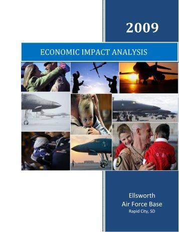 ECONOMIC IMPACT ANALYSIS - Ellsworth Air Force Base