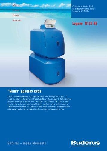 20. Prospekt_Logano_G125BE_LV.pdf - Buderus