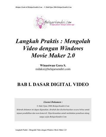 BAB-I-LangkahPraktisWMM2.pdf - SMKN 6 DKI