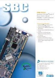 PSB-701LF - Rosch Computer GmbH