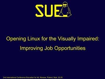Presentation in PDF format