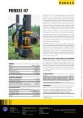 ponsse h7 cosecha eficiente - Page 2