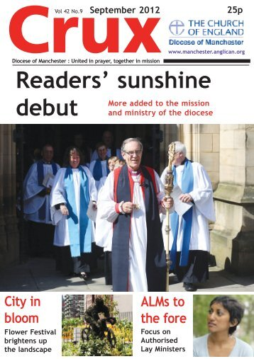 Readers' sunshine - The Diocese of Manchester