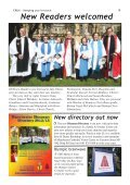 Readers' sunshine - The Diocese of Manchester - Page 3