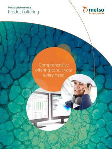 Product offering - Automation's documents - Metso