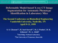 x - Imaging, Robotics, and Intelligent Systems Laboratory - The ...