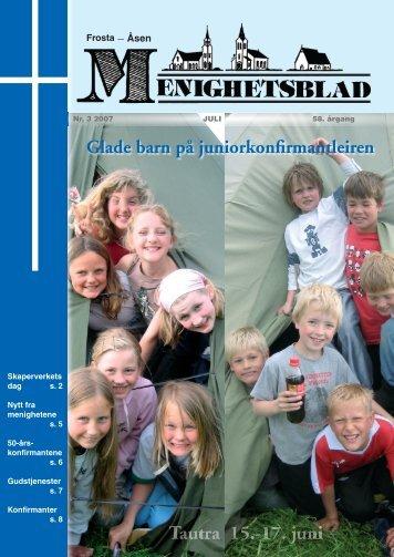 Frosta & Åsen M.blad 3/2004 - menighetsbladet.no
