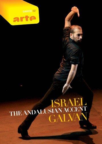 FLYER ISRAEL GALVAN