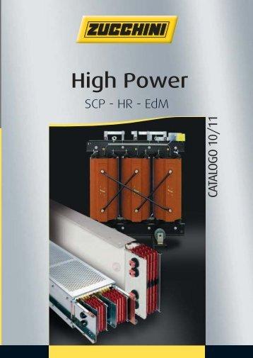 Catalogo High Power (ITA) - Professionisti BTicino