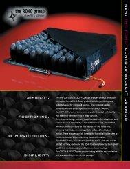 CONTOUR SELECT Brochure - Seating Dynamics