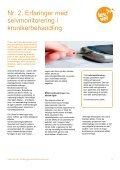 Selvmonitorering i kronikerbehandling - Lev Vel - Page 2
