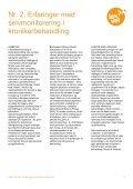 Selvmonitorering i kronikerbehandling - Lev Vel - Page 3