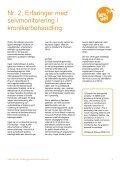 Selvmonitorering i kronikerbehandling - Lev Vel - Page 4