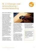 Selvmonitorering i kronikerbehandling - Lev Vel - Page 5