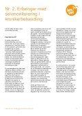 Selvmonitorering i kronikerbehandling - Lev Vel - Page 6