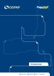 TECHNOLOGIE - Ospap