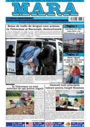 Descarca nr. 1296 - Ziarul Mara