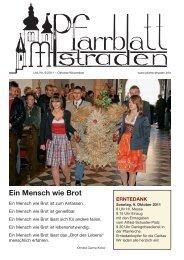 Ein Mensch wie Brot - Katholische Kirche Steiermark