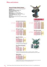 pvcuFiltersStrainers.. - IPS Flow Systems