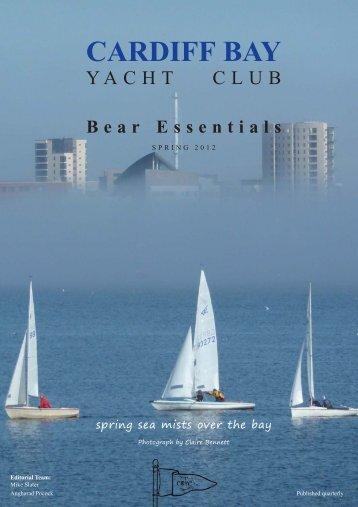 POLICY: Users of pontoons - Cardiff Bay Yacht Club