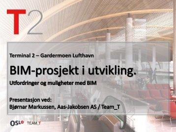 Terminal 2 – Gardermoen Lufthavn