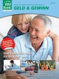 Informations- und Service-Coupon - PSD Bank Braunschweig eG