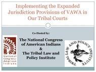 NCAI TLPI VAWA Implementation Webinar Slides 4-5-2013.pdf