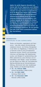 journalismus - Journalisten Akademie - Seite 2