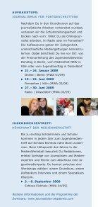 journalismus - Journalisten Akademie - Seite 3