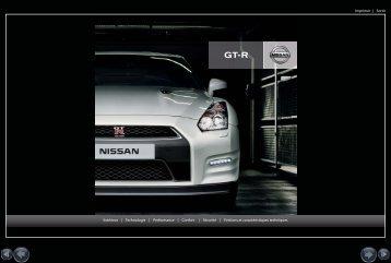 Brochure et prix - Nissan