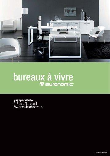 bureaux à vivre - Easy catalogue