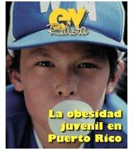 La obesidad juvenil en Puerto Rico - El Visitante