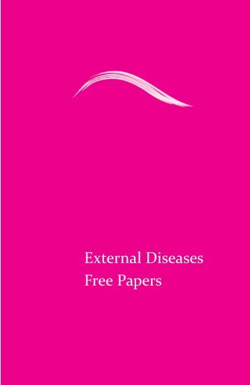 External Diseases Free Papers - aioseducation