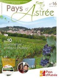 Bulletin n°16 - Communauté de communes du Pays d'Astrée