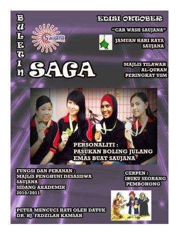 Saga Oktober 2010 - USM