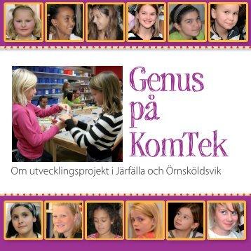 Genus på KomTek - Tekniska museet