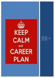 S6 Ross Careers Book August 2013 - eduBuzz