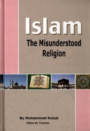 The Misunderstood Religion - Enjoy Islam
