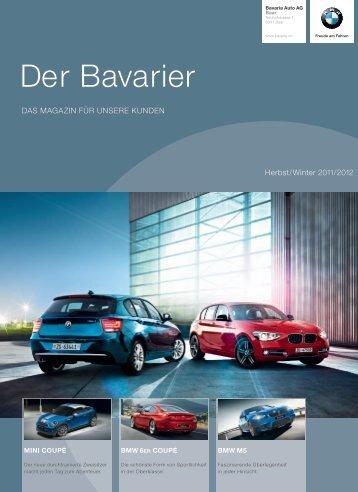 Bewegt - Bavaria Auto AG