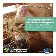 The European Agricultural Fund for Rural Development - Netwerk ...