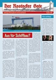 Der Rostocker Bote - MUPINFO.de