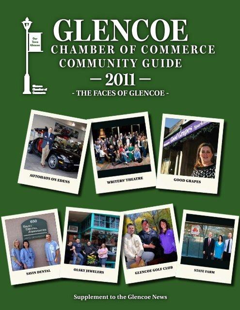 2011 Glencoe Community Guide - Pioneer Press Communities Online