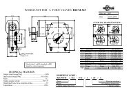 Download data sheet - Neptun Gears