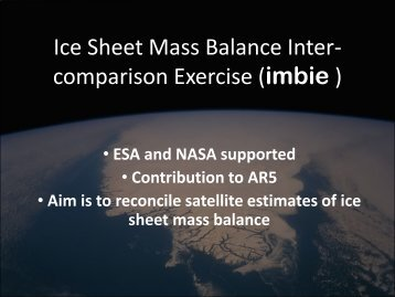 A reconciled estimate of ice sheet mass balance