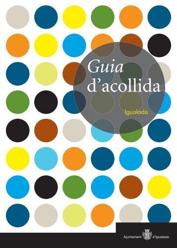 1607 Guia acollida 2006 idiomes - Igualada