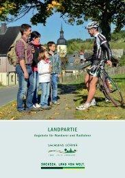 Landpartie - Sachsens Dörfer