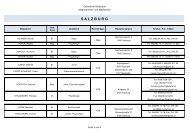 Liste der Mediator(inn)