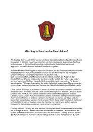 Gilching_ist_bunt.pdf: Bunt statt Braun